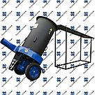 Универсальный дробильный агрегат ДР-500 (измельчитель сена, соломы, тырсы, стружки), фото 7
