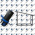 Универсальный дробильный агрегат ДР-500 (измельчитель сена, соломы, тырсы, стружки), фото 8