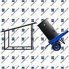 Универсальный дробильный агрегат ДР-500 (измельчитель сена, соломы, тырсы, стружки), фото 9