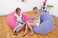 Стильное надувное кресло INTEX 68569 (107х104х69 см), фото 1