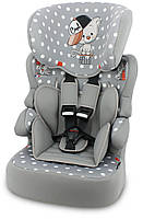 Автокресло X-Drive Plus 9-36 kg grey cool cat с бустером