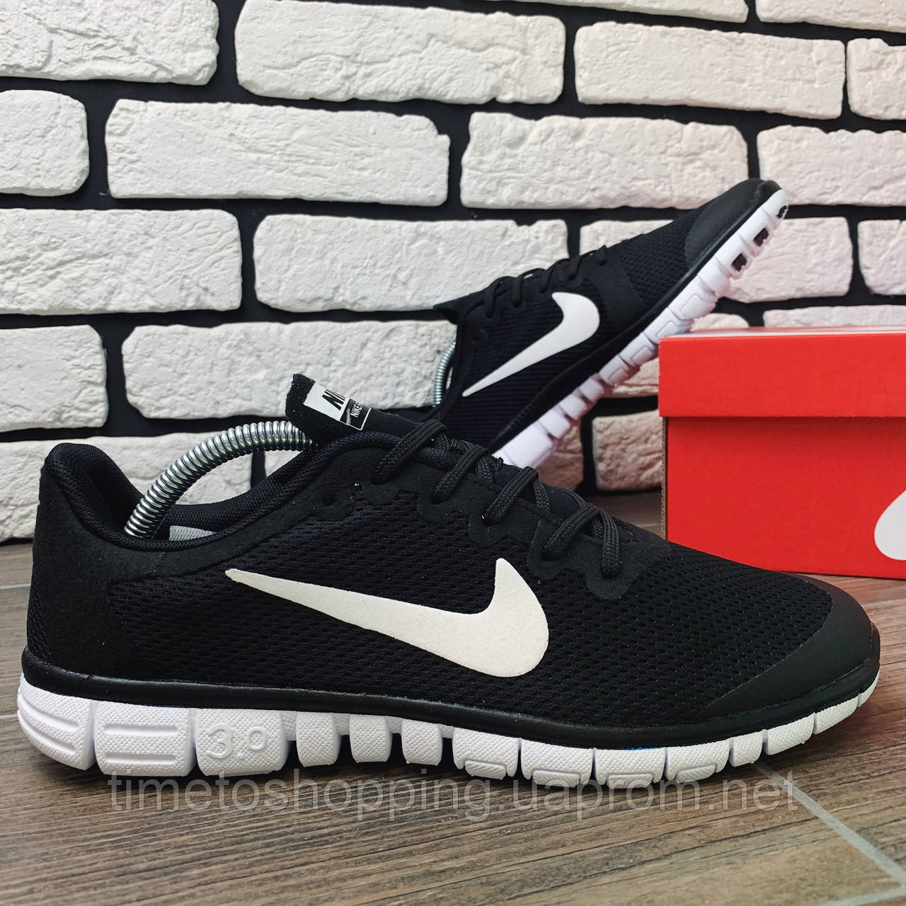 Кроссовки мужские Nike Free 3.0 10397 ⏩ [ 42 ]