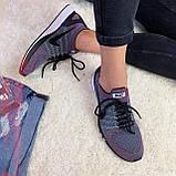 Кросівки жіночі Nike Runing 10997 ⏩ [ 36.37.39 ], фото 8