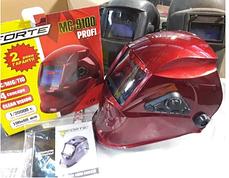 Сварочная маска хамелеон Forte MC-9100, фото 3