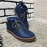 Зимние ботинки (на меху) мужские Switzerland  13030 ⏩ [ ТОЛЬКО  42 РАЗМЕР ], фото 3