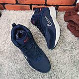Зимние кроссовки (на меху) мужские Nike Zoom 1-026 (реплика) ⏩ [ТОЛЬКО 41, 43 РАЗМЕР], фото 4