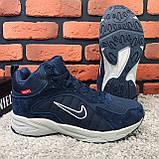 Зимние кроссовки (на меху) мужские Nike Zoom 1-026 (реплика) ⏩ [ТОЛЬКО 41, 43 РАЗМЕР], фото 6