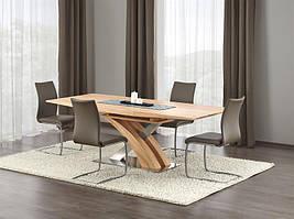 Стол раскладной SANDOR ламинированный 160 (220)Х90 (Halmar)