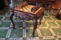 Шахматный стол.Ручная работа. VIP подарок