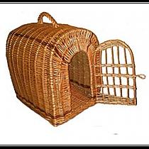 Корзина для животных с дверкой