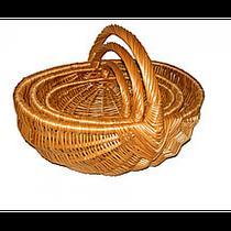 Набор корзин овальных (3 шт)