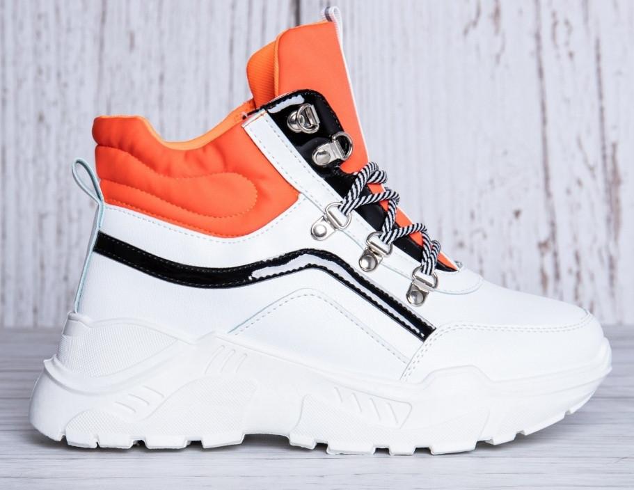 Женские ботинки Cansler ORANGE