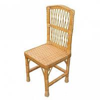 Плетеный стул из лозы, фото 1