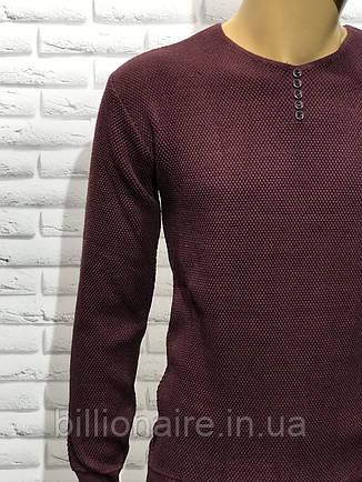 Стильний чоловічий светр, фото 2