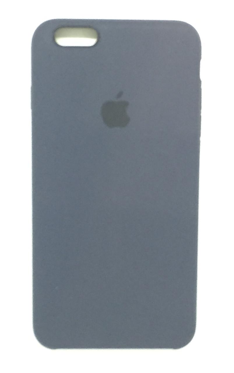 "Чехол Silicon iPhone 6 Plus - ""Темная полночь №8"""