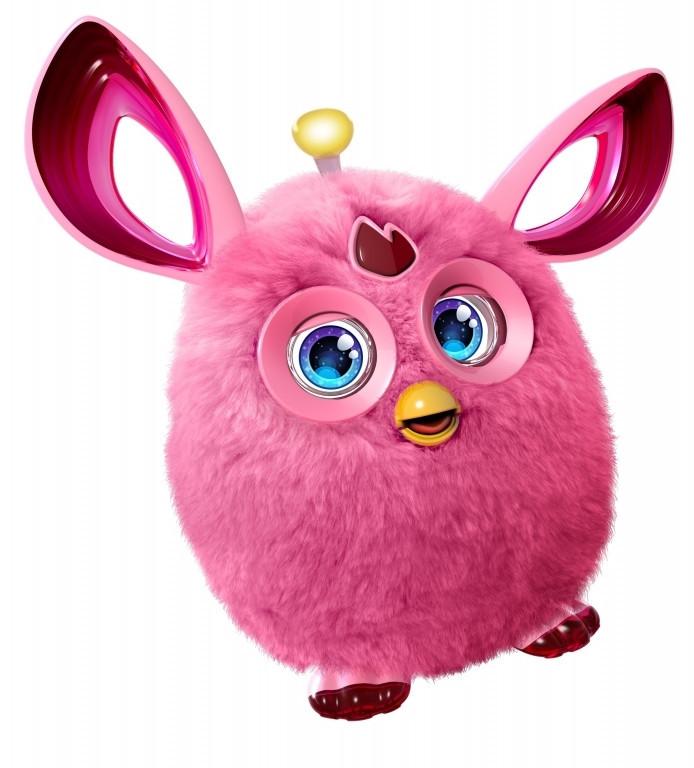 Furby Connect - Ферби Коннект Розовый (английский язык). Оригинал!
