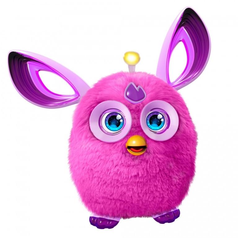 Furby Connect - Ферби Коннект фіолетовий (англійська мова). Оригінал!