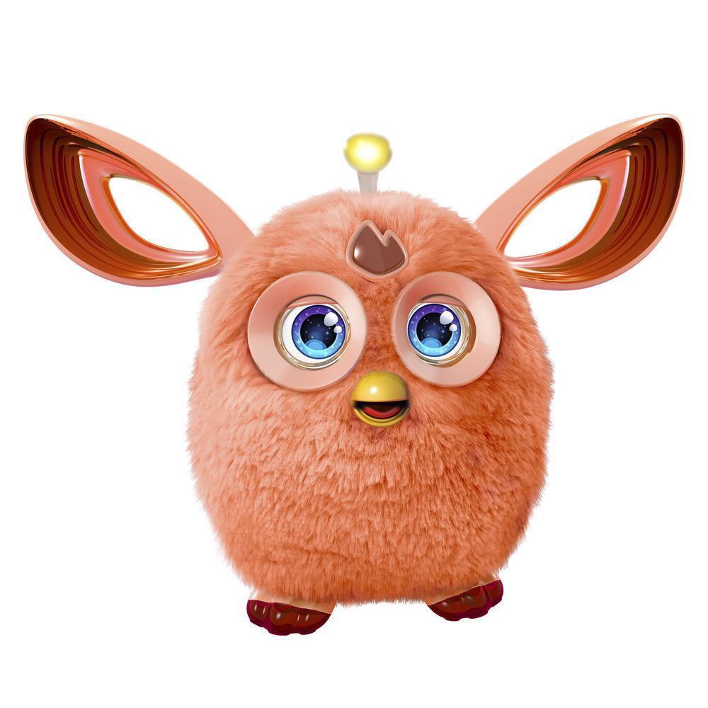 Furby Connect - Ферби Коннект русифицированный коралловый. Оригинал!
