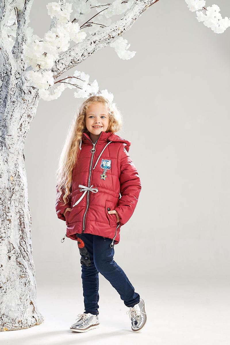 Куртка-Жилетка девочка, 122-140 размеры, весна 2020 оптом