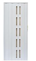 Раздвижная дверь из ПВХ 005S(белый)