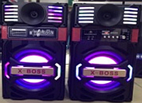 PA аудио система колонка STA-11500 (Пара)
