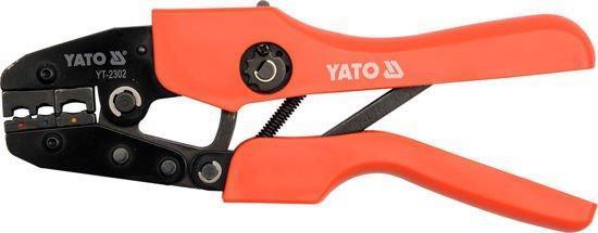 Клещи для обжима и зачистки проводов Yato YT-2302 (Польша)