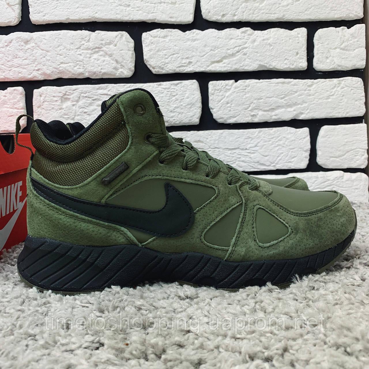 Зимние ботинки (на меху) мужские Nike Air Max 1-020 ⏩ [ ТОЛЬКО 45 РАЗМЕР, ]