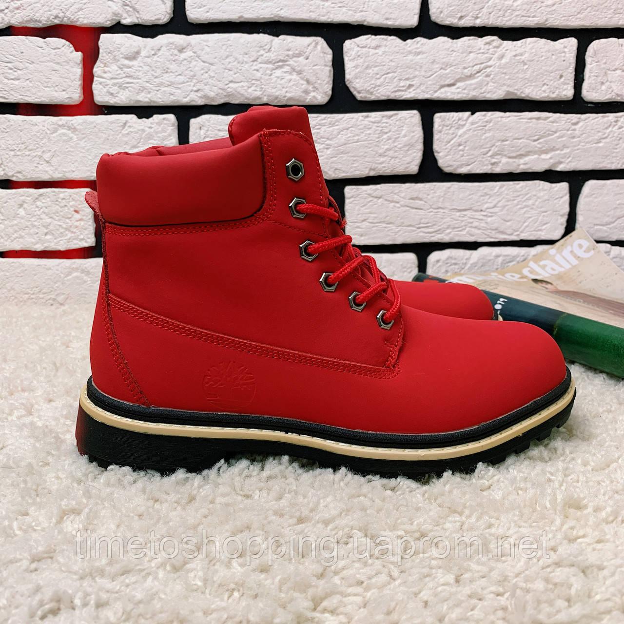Зимние ботинки (на меху)  женские Timberland  11-061 ⏩ [ 40 последний размер ]