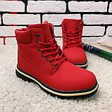 Зимние ботинки (на меху)  женские Timberland  11-061 ⏩ [ 40 последний размер ], фото 4