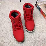 Зимние ботинки (на меху)  женские Timberland  11-061 ⏩ [ 40 последний размер ], фото 6