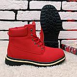 Зимние ботинки (на меху)  женские Timberland  11-061 ⏩ [ 40 последний размер ], фото 7