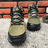 Зимние ботинки (на меху) мужские Columbia 12-136 ⏩ [ 41], фото 5