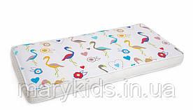 Матрас в детскую кровать Twins Flamingo 120x60 см