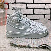 Зимние кроссовки (на меху)Nike AF1  1-171 ⏩ [41 последний размер ], фото 1
