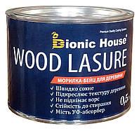 """Морилка-бейц для дерева """"Wood Lasure"""" 0,5 л"""