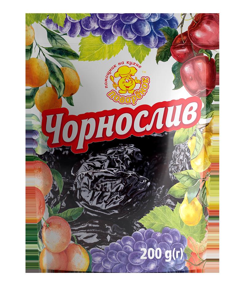 Чернослив 200 г.