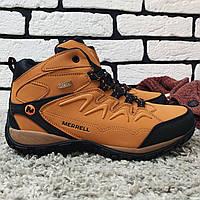 Зимние кроссовки (на меху) мужские Merrell  14-077 ⏩ [46 последний размер], фото 1