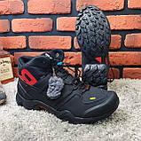 Зимові черевики (на хутрі) чоловічі Adidas Terrex 3-078⏩ [44,46 ], фото 9