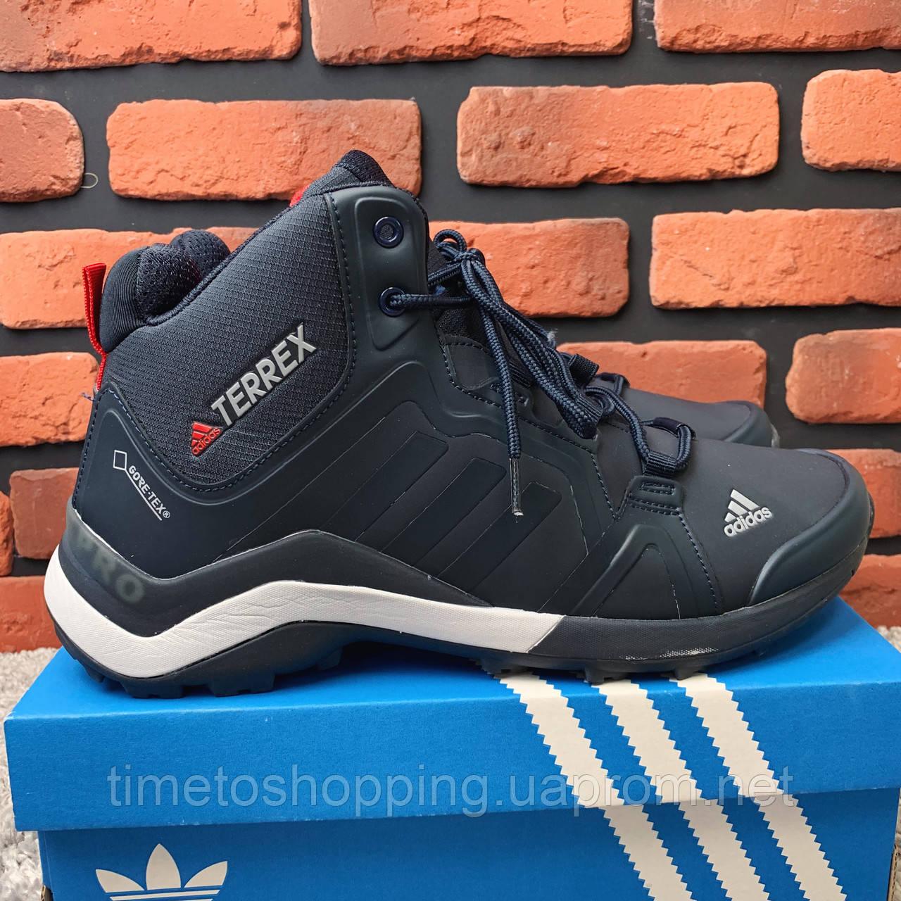 Зимові черевики (на хутрі) чоловічі Adidas TERREX 3-082 ⏩ [ 44 останній розмір ]