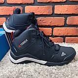 Зимние ботинки (на меху) мужские Adidas TERREX 3-082 ⏩ [ 44 последний размер ], фото 2