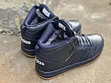 Зимние ботинки (на меху) мужские Adidas Cloudfoam  3-046 ⏩РАЗМЕР  [ 44,45 ], фото 2