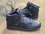 Зимние ботинки (на меху) мужские Adidas Cloudfoam  3-046 ⏩РАЗМЕР  [ 44,45 ], фото 3