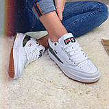 Кросівки жіночі FILA 10-130 ⏩ [ 39 ], фото 4