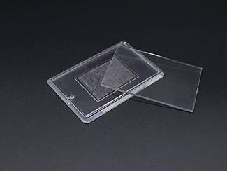 Заготовки акриловых магнитов. 77х52мм. Фото (70х45мм)