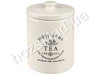 Банка для чая Stenson Прованс 800мл 11,3х11,3х15,7см