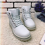 Зимові черевики (на хутрі) жіночі Timberland 11-117 ⏩РОЗМІР [ 39,41 ], фото 5
