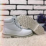 Зимові черевики (на хутрі) жіночі Timberland 11-117 ⏩РОЗМІР [ 39,41 ], фото 6