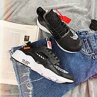 Кроссовки женские Nike Huarache x OFF-White  00055 ⏩ [ 37.38.39.40 ], фото 1