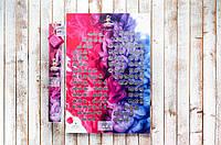 My Poster Sex Edition UA/ENG 68х47 см, тубус 55х см, игральные кубики, открытка, медиатр, фетр, кнопик, стикер, фото 1