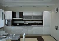Кухонные гарнитуры с фасадами из МДФ покрытого пластиком
